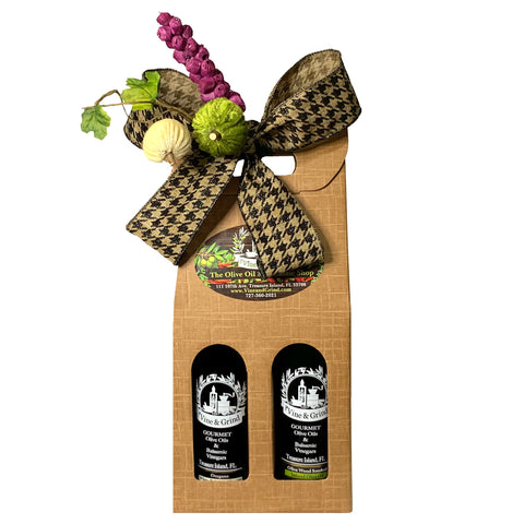2 Bottle gift package