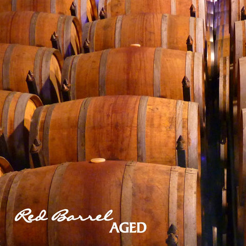 Red Barrel Aged Balsamic Vinegar