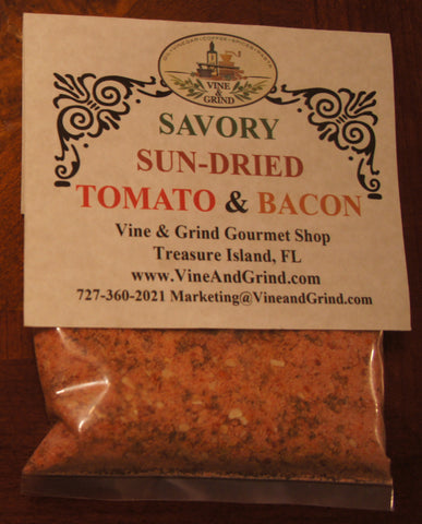 Savory Sun-dried Tomato & Bacon