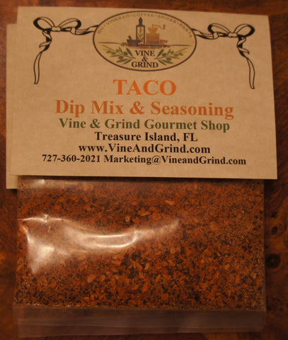 Taco Seasoning and Dip Mix