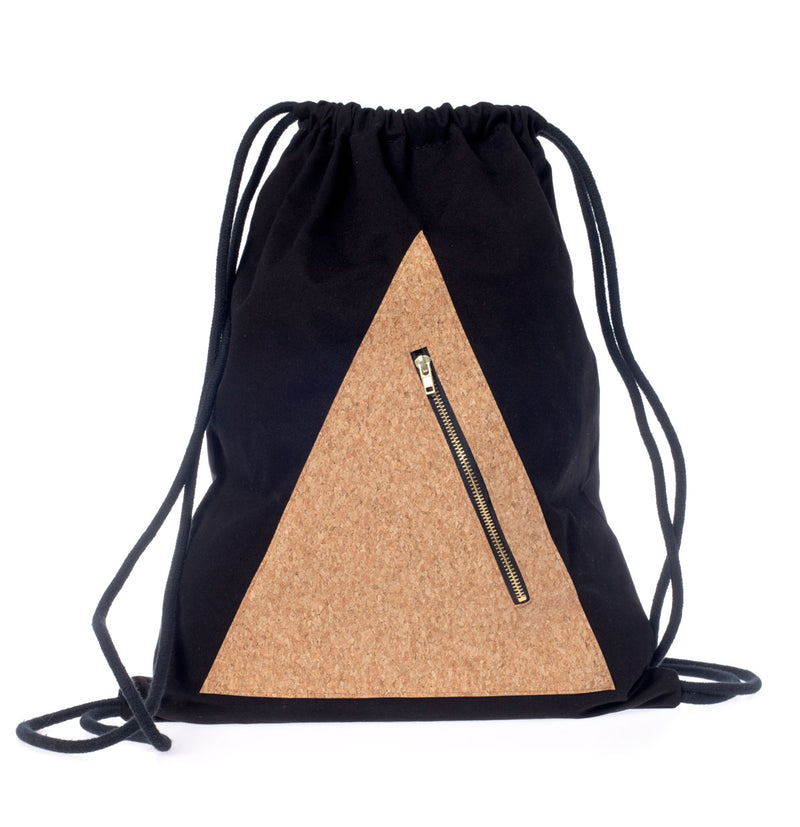 Spleen Berlin - Triangle cork gym bag