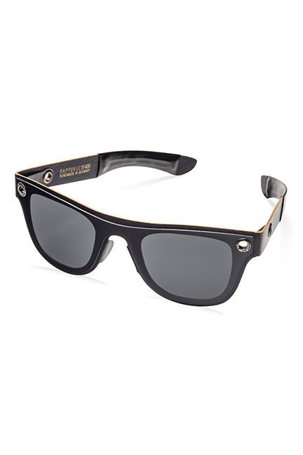 Papp Up Sunglasses - Cosmo Black