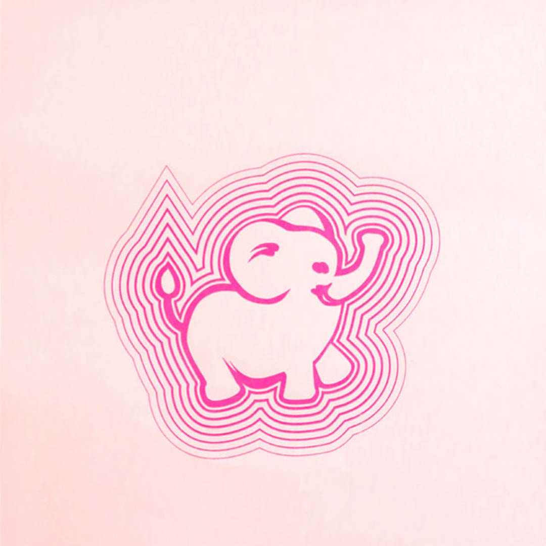 DIVE - Elephunk - Screenprint