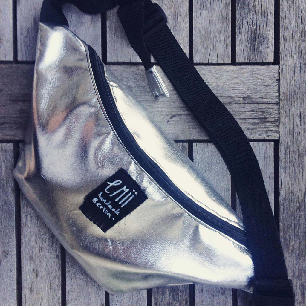 emii Design - Shiny Hip Bag