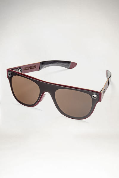 Papp Up Sunglasses - Horizon Bordeaux