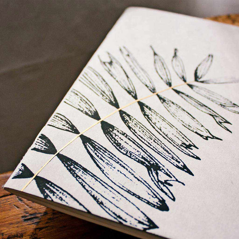Just Jules - Sketchbook - Fern