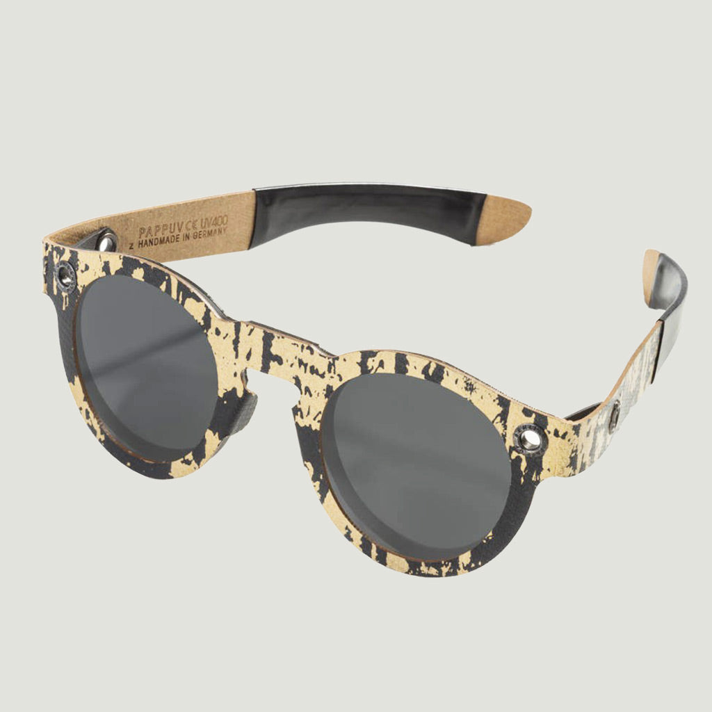 Papp Up Sunglasses - Poet Unmatched Black Gold