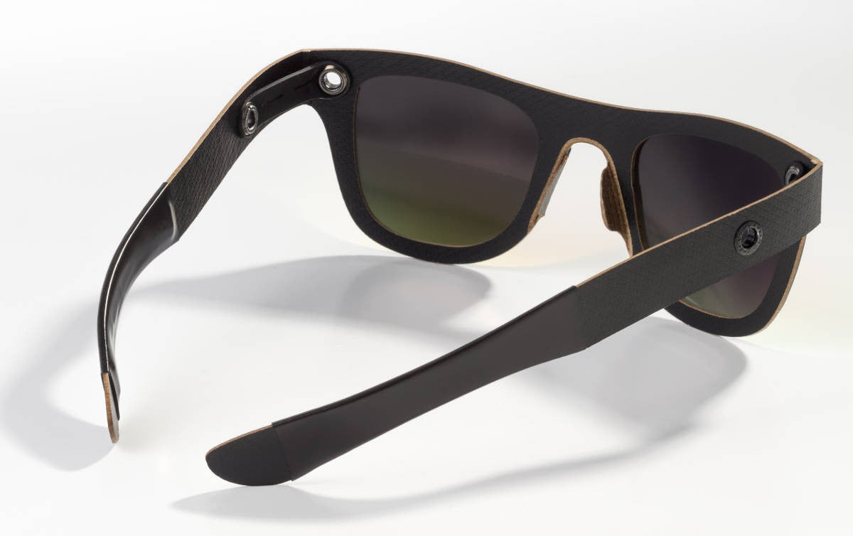 Papp Up Sunglasses - Cosmo Shine