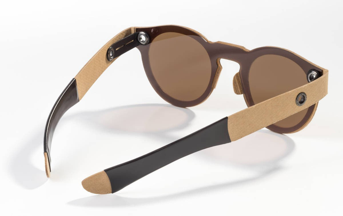 Papp Up Sunglasses - Poet Vintage Natura