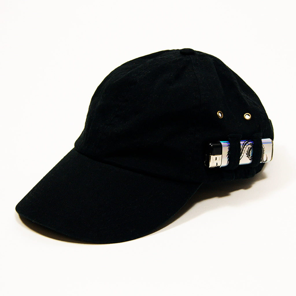 Takyon - Fire Cap (black)
