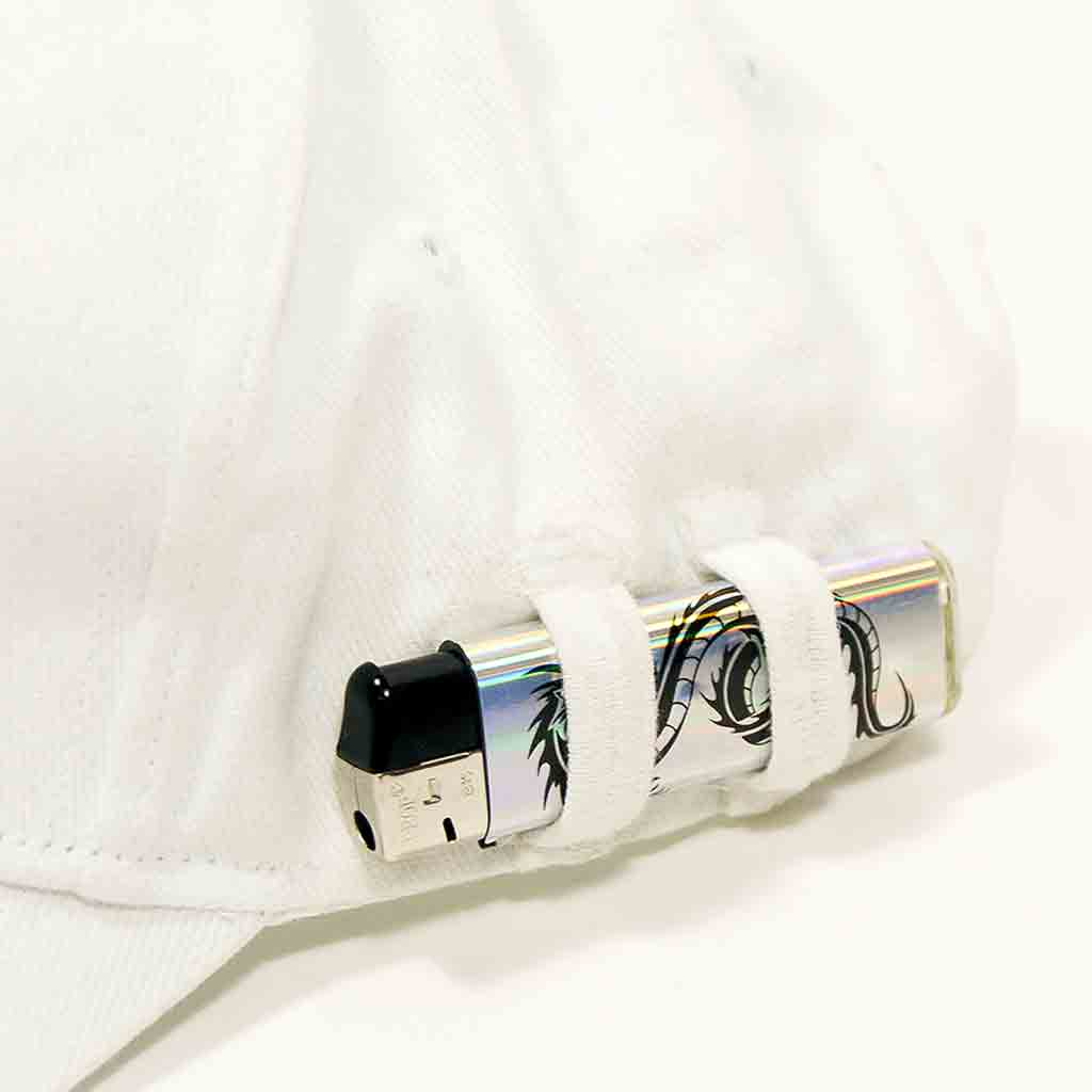 Takyon - Fire Cap (white)