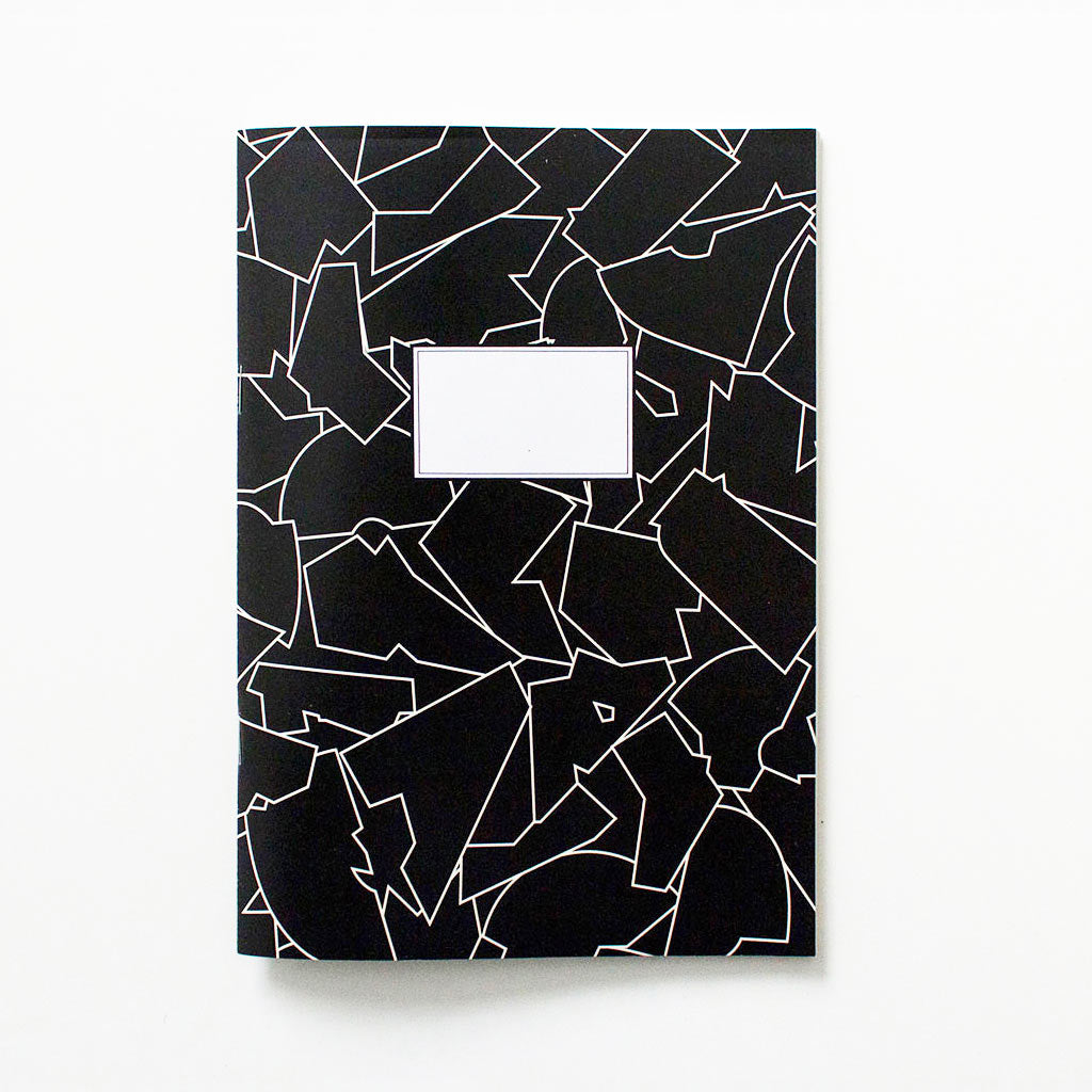 TanTan - Notebook - Folded Black