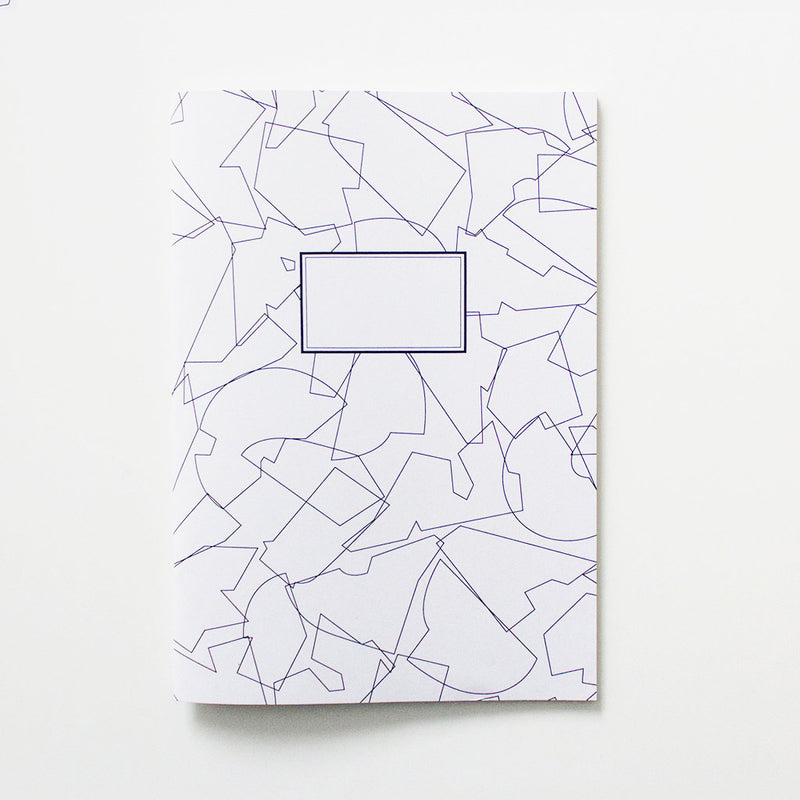 TanTan - Notebook - Folded White
