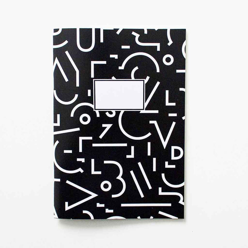 TanTan - Notebook - Favorite Shape No. 2