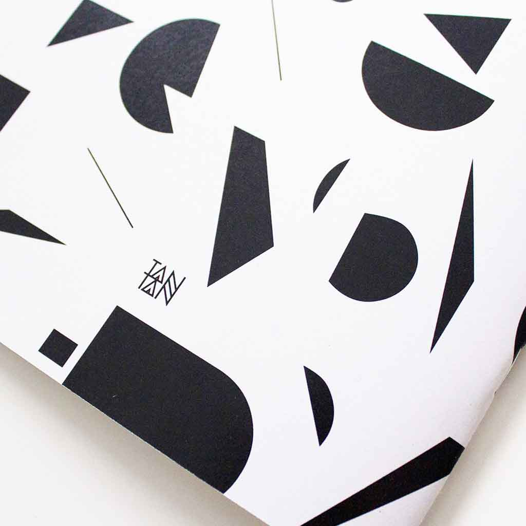 TanTan - Notebook - Favorite Shape No. 3
