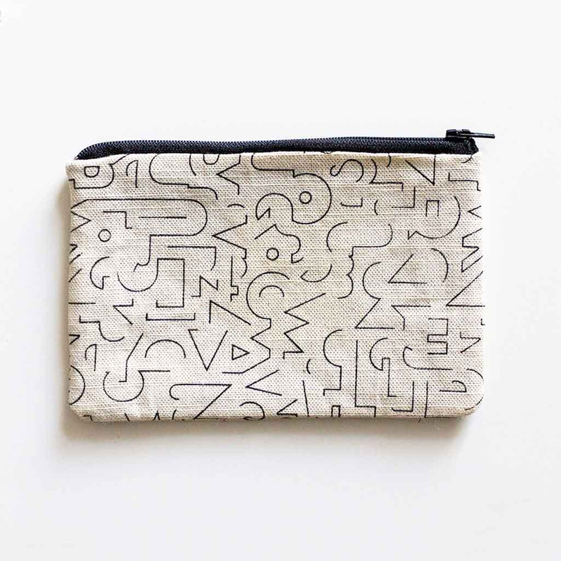 TanTan - Carry-all Pouch - Favorite Shape No. 1