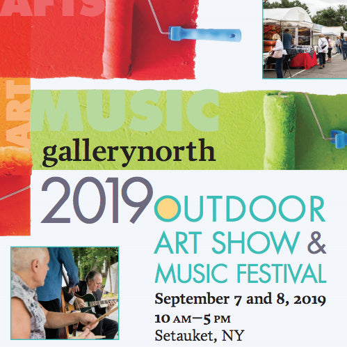 Gallery North Outdoor Art Show & Musical Festival