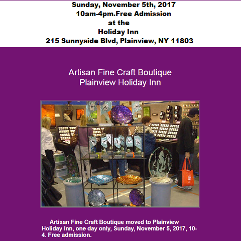 Artisan Fine Craft Boutique Plainview Holiday Inn