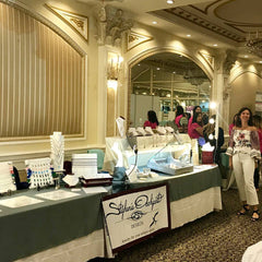My first bridal show!