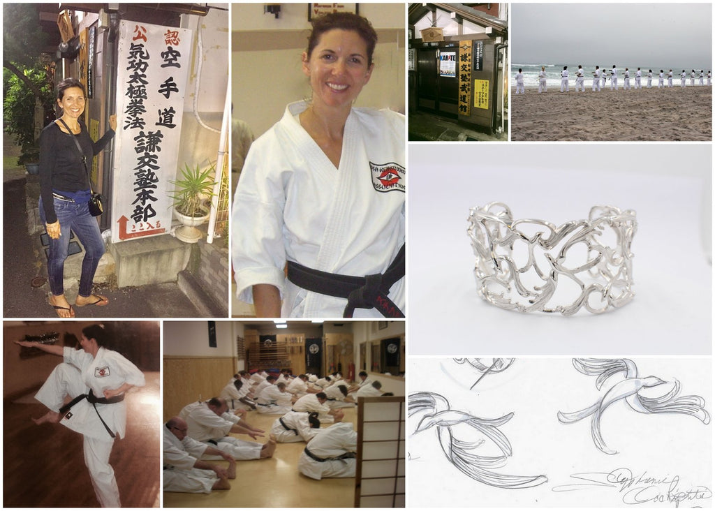 Karate, The Fountain of Youth, by Stephanie Occhipinti