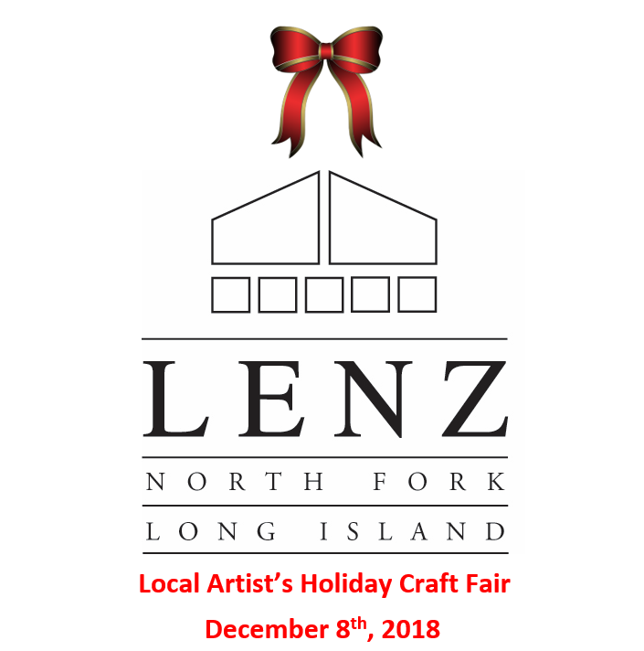 Local Artists Holiday Craft Fair at LENZ Winery