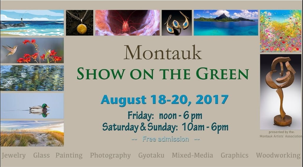 Montauk Show on the Green