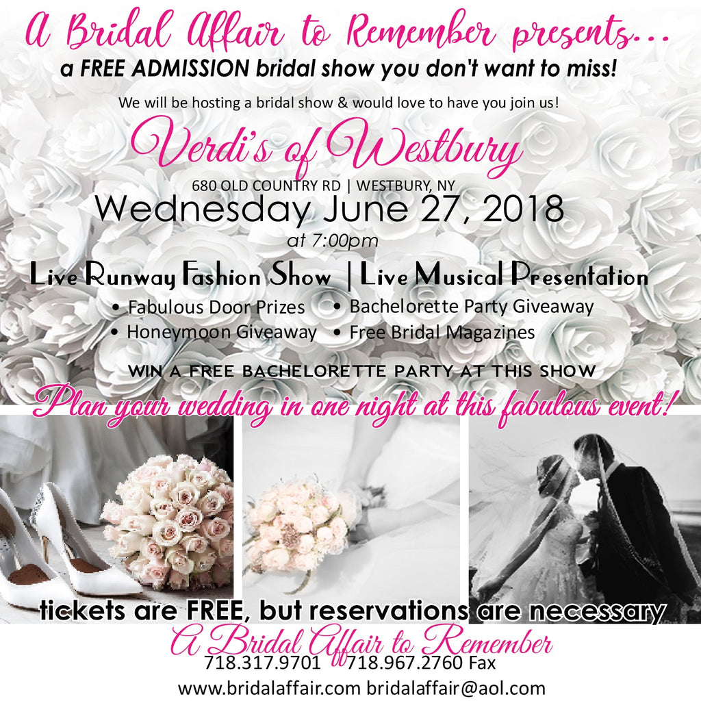 """Calling ALL Brides to be!"""