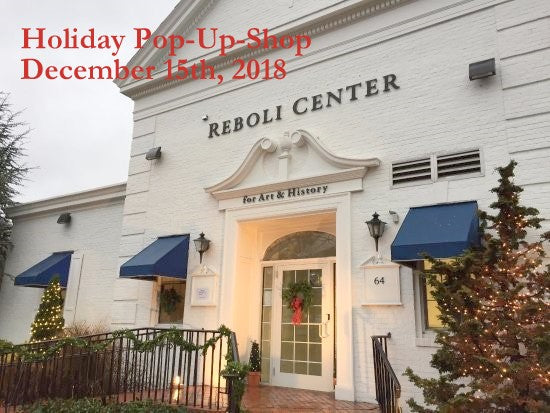 Holiday Pop-Up Shop at Reboli Center
