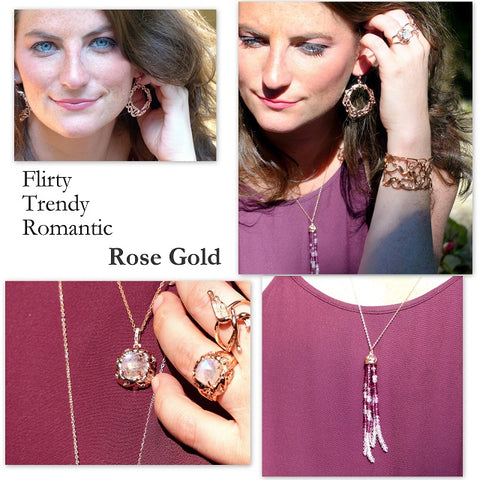 Flirty Trendy Romantic