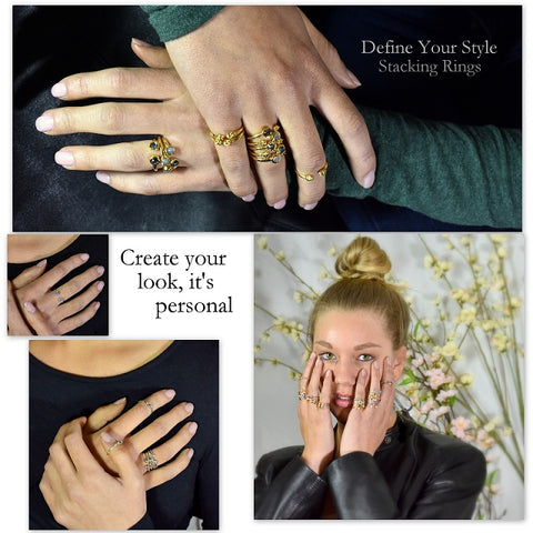Create your look, its personal