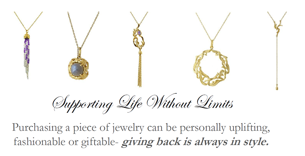 Jewelry for Giving Back
