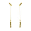 Bermuda Pine Shoulder Duster Earring Jackets