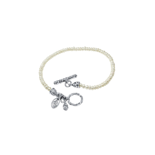 Shades of Calm Toggle Bracelet