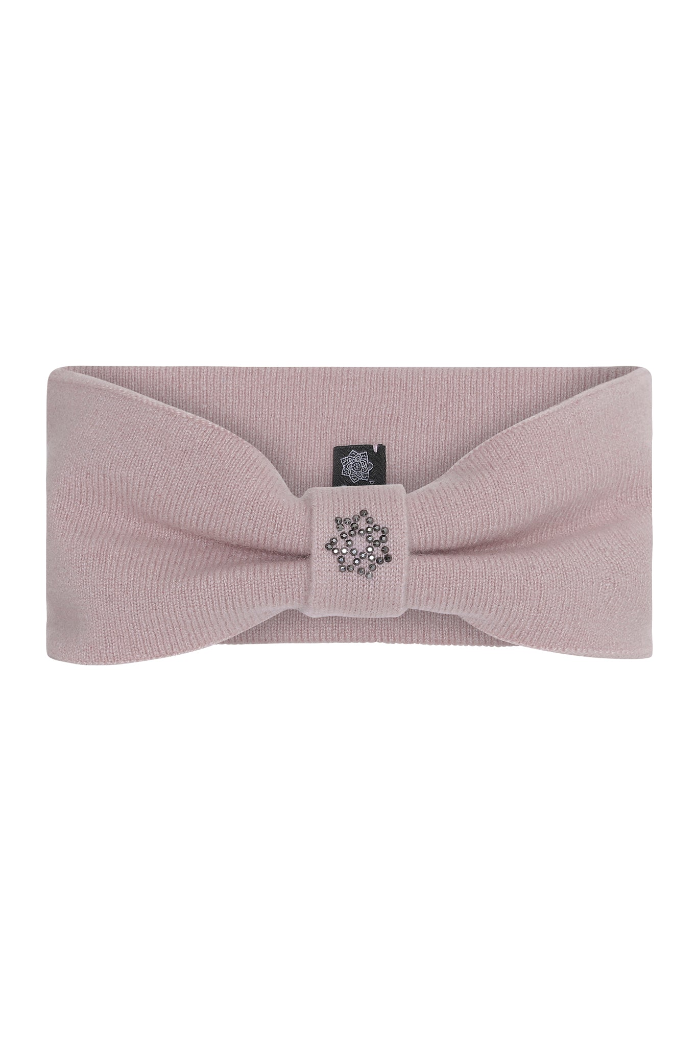 Hedvig - cashmere headband - Dusty Rose