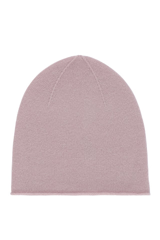 Bella - cashmere hue (beanie) - Dusty Rose