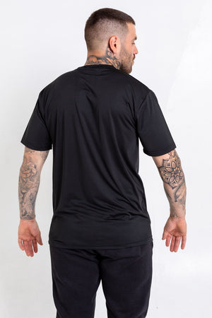 Bookey Lux Statement T-Shirt - Black - Bookey Clothing - Streetwear