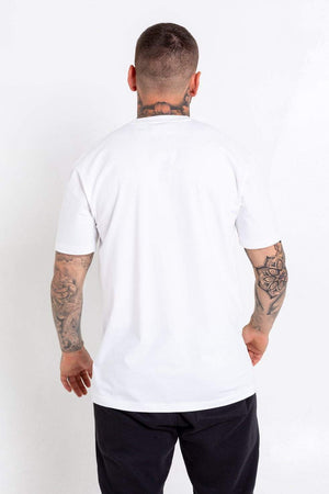 Together T-Shirt - White - Bookey Clothing - Streetwear