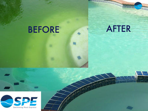 What Happened To My Pool? The Green Water Phenomenon. Tips To Fix Cloudy  Water. By SPE