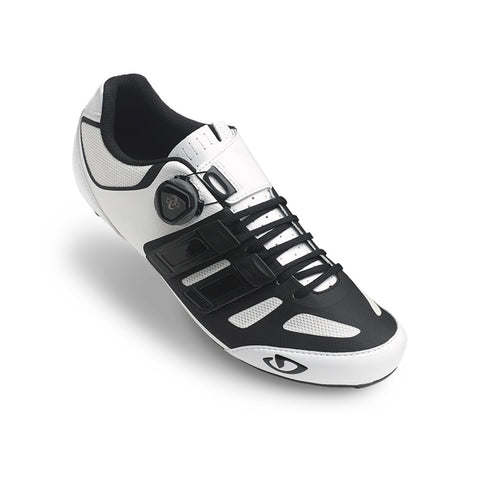GIRO SHOE SENTRIE TECHLACE ROAD - WHITE