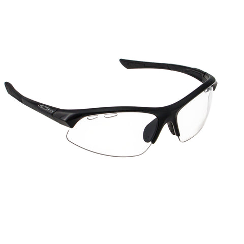 DARCS SINGLE PHOTOCHROMIC 2.0 CLR CAT1-3 MATT BLACK FRAME