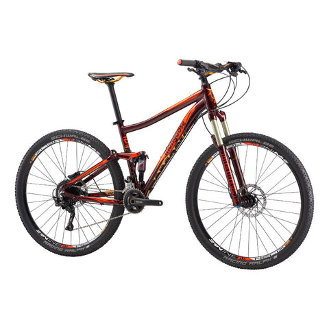 MONGOOSE SALVO PRO 2017 RED