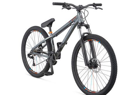 MONGOOSE FIREBALL 2016 GREY
