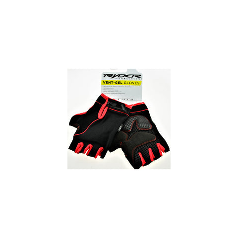 RYDER GLOVE VENTGEL - RED