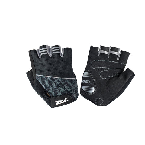 RYDER GLOVE AERO GEL 2.0  - BLACK/GREY FADE