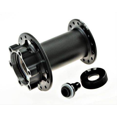 O2 Hub Lefty 2.0 32H 82.6Mm Satin Black
