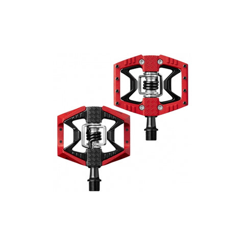 CRANKBROTHER PEDAL DOUBLE SHOT 3 RED