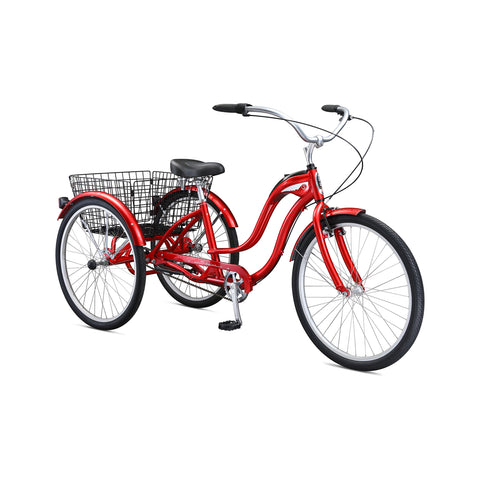 Schwinn 2020 Town & Country Red