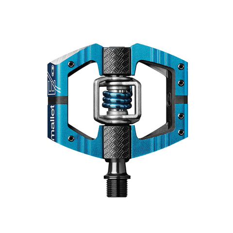 CRANKBROTHER PEDAL MALLET ENDURO ELECTRIC BLUE