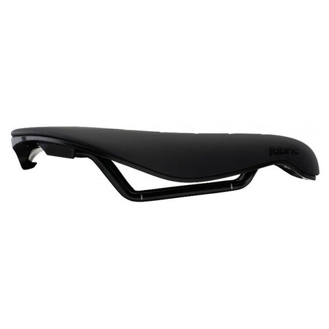 FABRIC SADDLE TRI FLAT PRO BLACK/BLACK