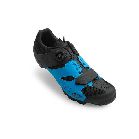 GIRO SHOE CYLINDER MTB - BLUE/BLACK